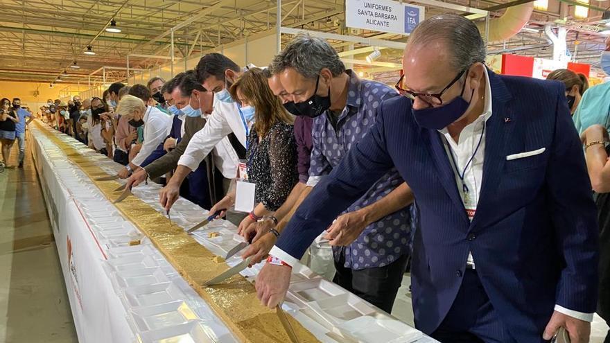 Sabores de todos los rincones de la provincia en la tercera jornada de la Alicante Gastronómica
