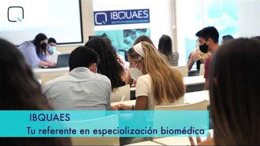 Instituto IBQUAES, referente en especialización biomédica