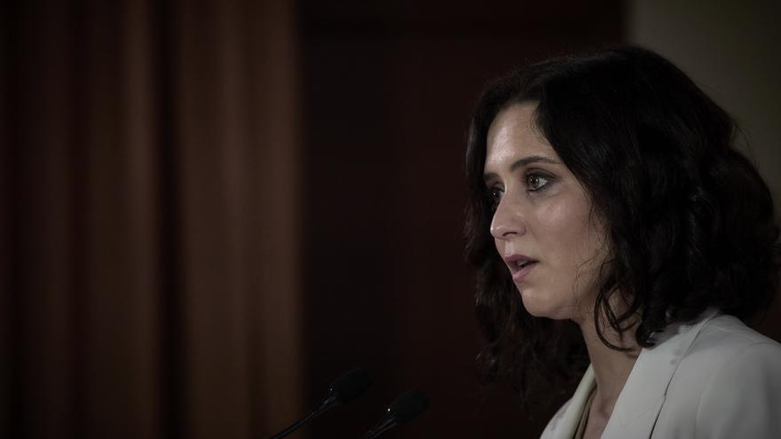 Un juez abre una investigación por la carta enviada a Díaz Ayuso con dos proyectiles