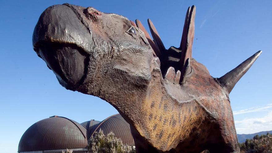 Aparecen en la playa de Vega huesos y huellas  de los mayores dinosaurios carnívoros de Europa