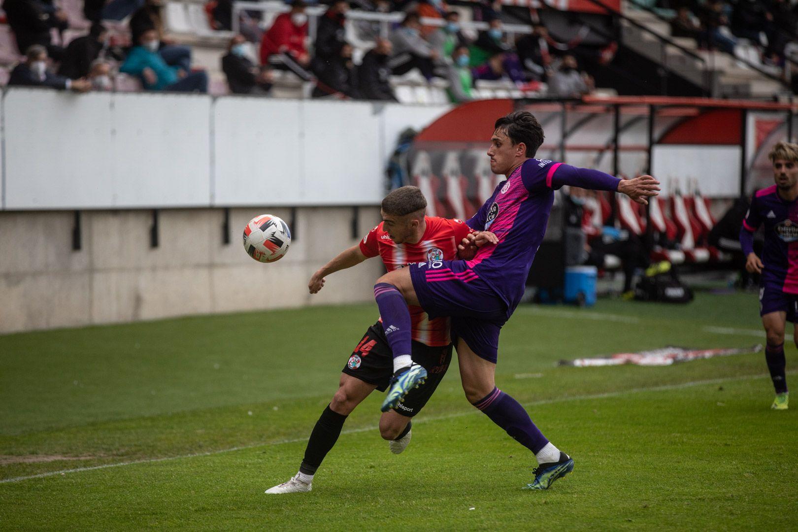 GALERÍA   Las mejores imágenes de la victoria del Zamora CF ante el Real Valladolid Promesas