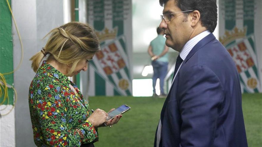 Sobreseída la denuncia de Jesús León y la SAD del Córdoba CF contra Magdalena Entrenas