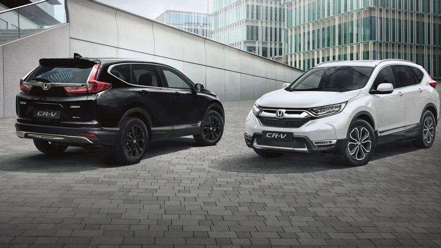 Honda refuerza la electrificación del CR-V con el e:HEV