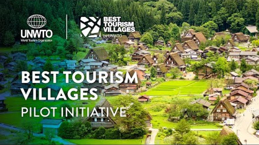 Dos pueblos aragoneses, en el vídeo de la Organización Mundial del Turismo