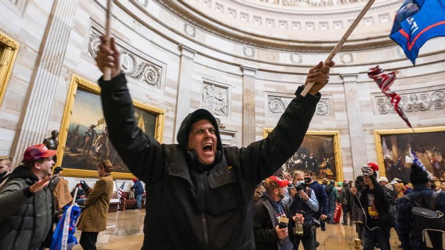 Justicia de EEUU inicia una investigación sobre su respuesta al asalto del Capitolio