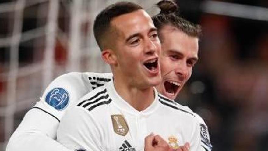 Increïble triomf del Madrid després de resistir un setge