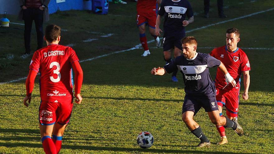 Álex da la bienvenida a Manel y el Marino gana 1-0 al Numancia