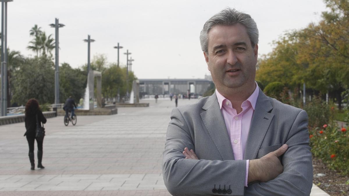 Antonio Caño sigue al frente de las agencias de viajes de Córdoba.