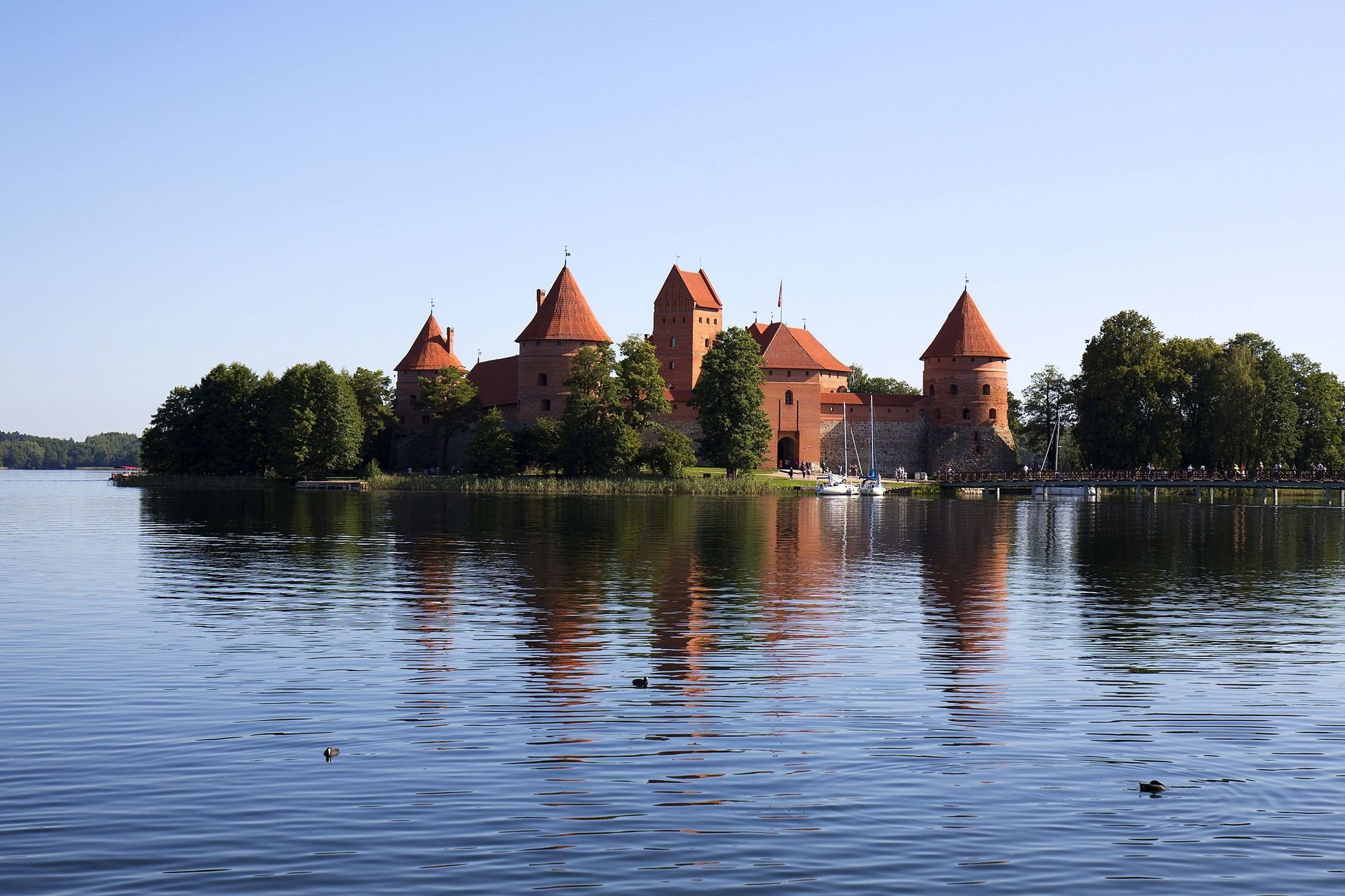Fotogalería: El castillo de Bellver, elegido uno de los veinte más deslumbrantes de Europa