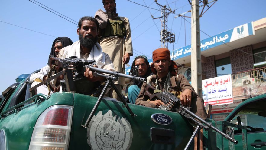 ¿Qué es el movimiento talibán y cuándo surge?