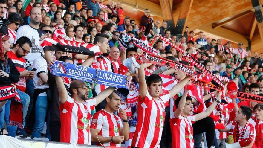 El Zamora pierde el tren del ascenso ante el Mancha Real