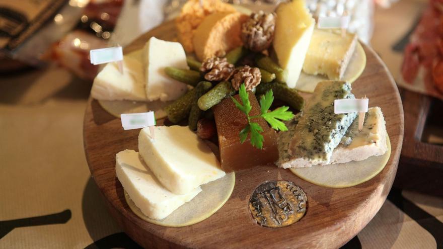 Asturias pide que los alimentos con sello de calidad se libren de lucir el Nutriscore