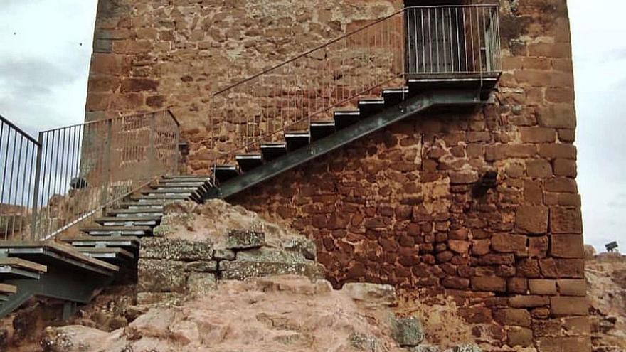 Finalitza la primera fase de la restauració de la torre d'Ardèvol