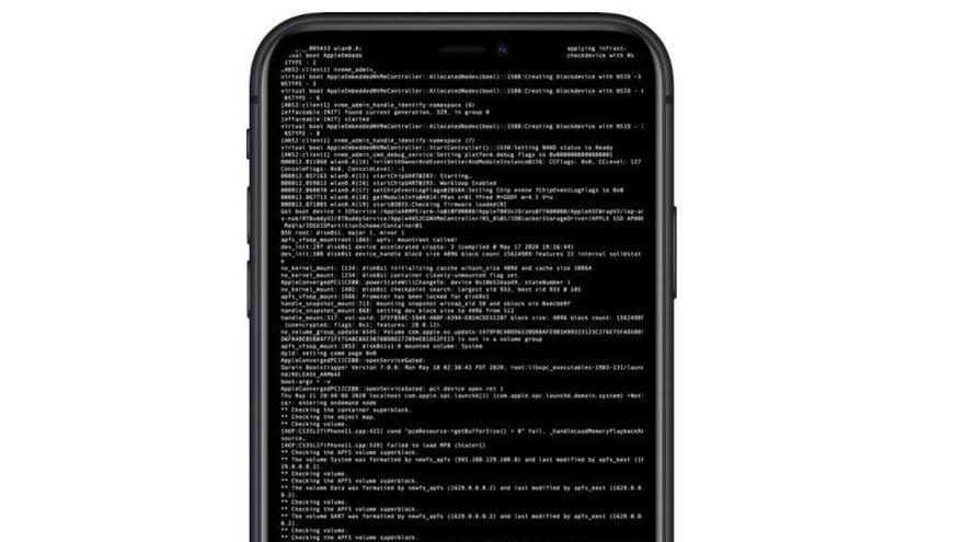 Apple dissenya un iPhone dedicat a la investigació en ciberseguretat