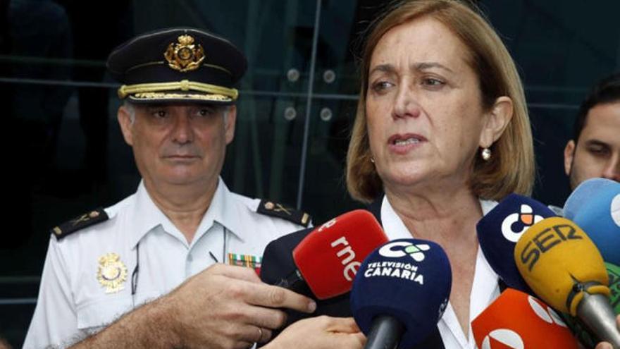 Un detenido por agresión a la Guardia Civil durante una reyerta en La Santa