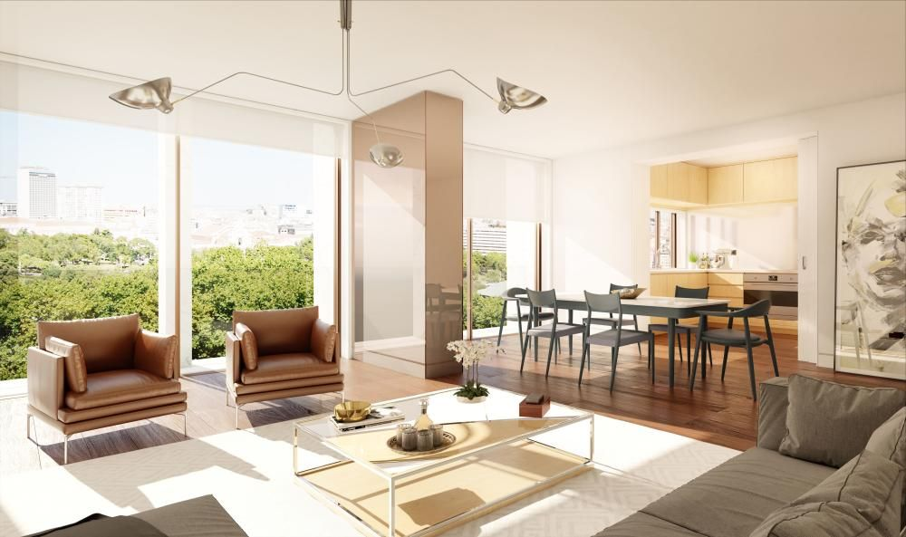 Portugal toca nuevo techo inmobiliario más de 7 millones por un apartamento