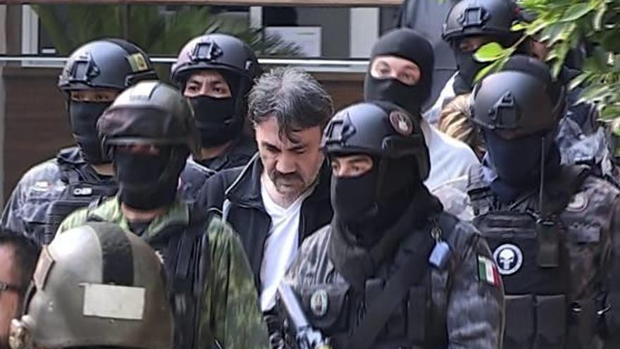 Narcotràfic Detenen el successor del Chapo Guzmán a la capital de Mèxic