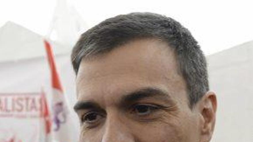 Sánchez presenta avui el programa per liderar un PSOE «creïble i autònom»