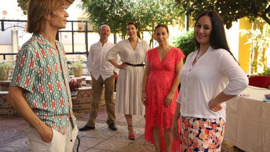 El Gran Teatro acoge la proyección de 'Cuando Córdoba baila', primera parte de una serie documental que recoge las 25 danzas de la provincia