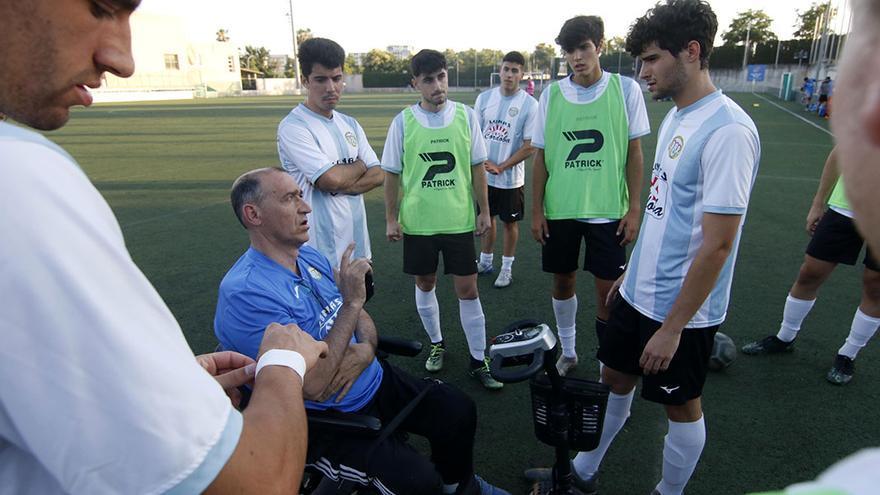 José Carlos Álvarez, lecciones de vida y fútbol