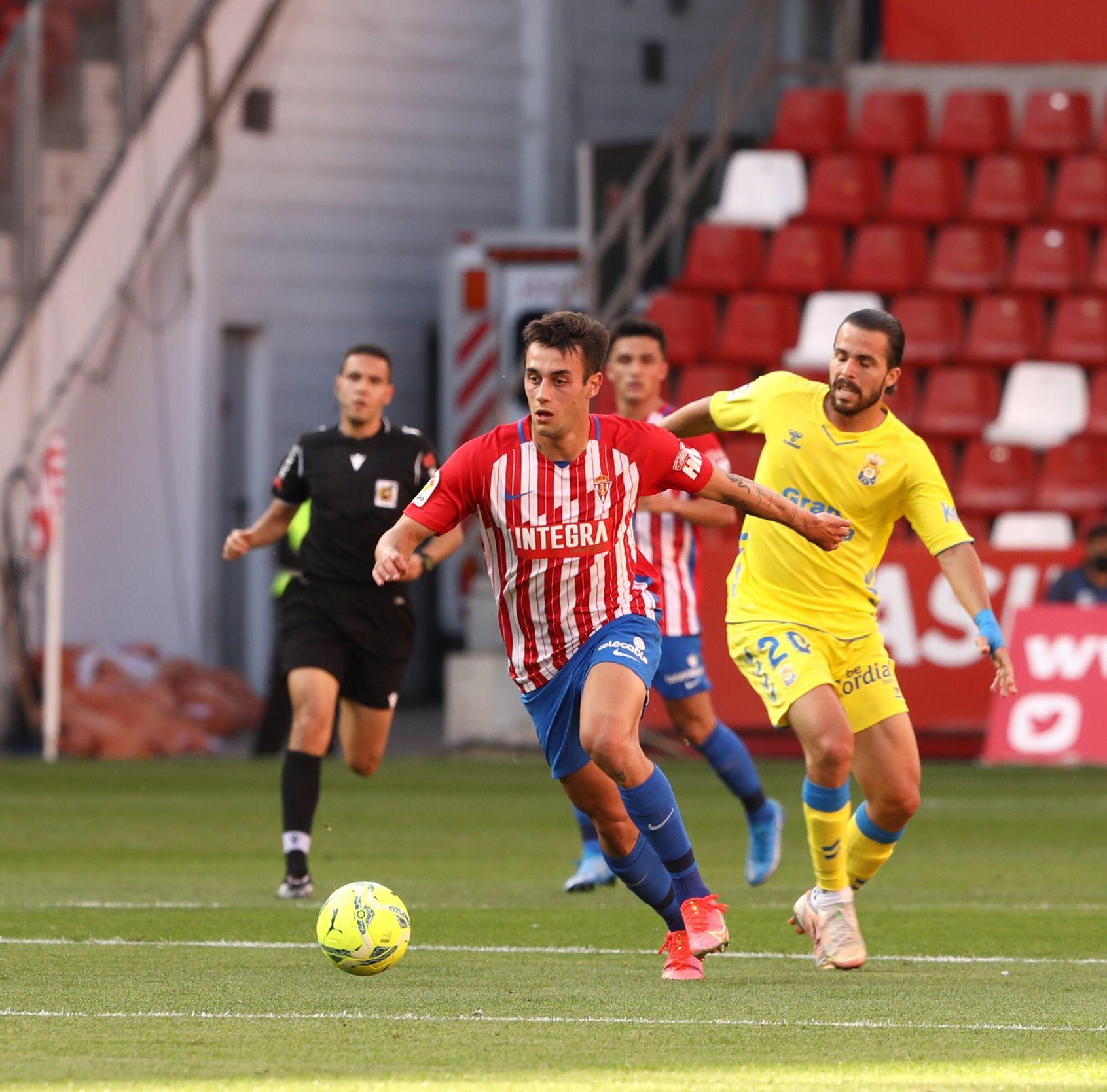 Las mejores imágenes del Sporting-Las Palmas