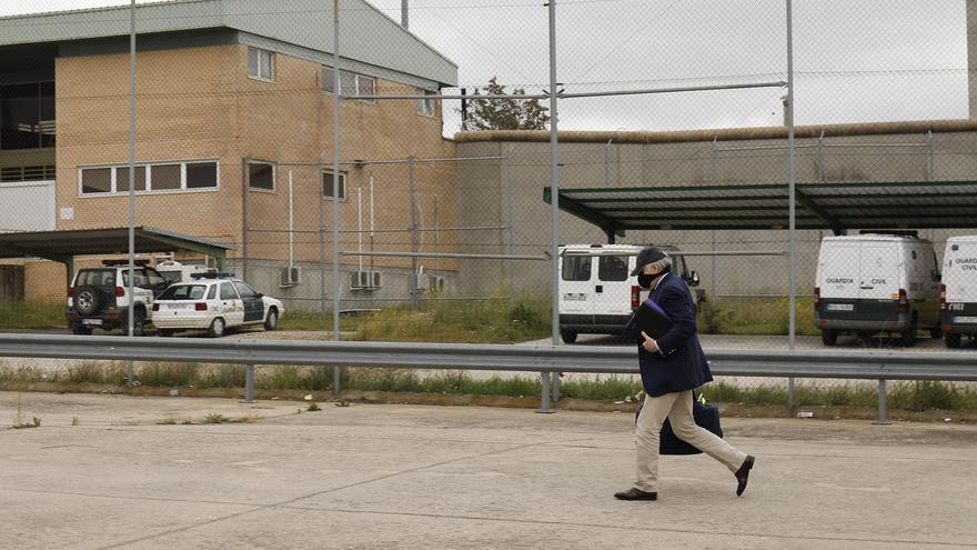 Bárcenas regresa a la cárcel tras disfrutar de un primer permiso de seis días