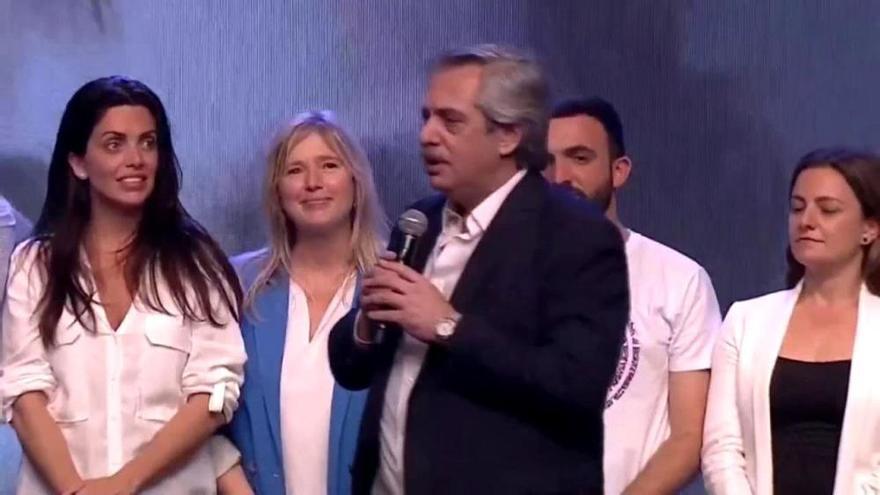 Alberto Fernández gana las elecciones y devuelve el poder al peronismo en Argentina