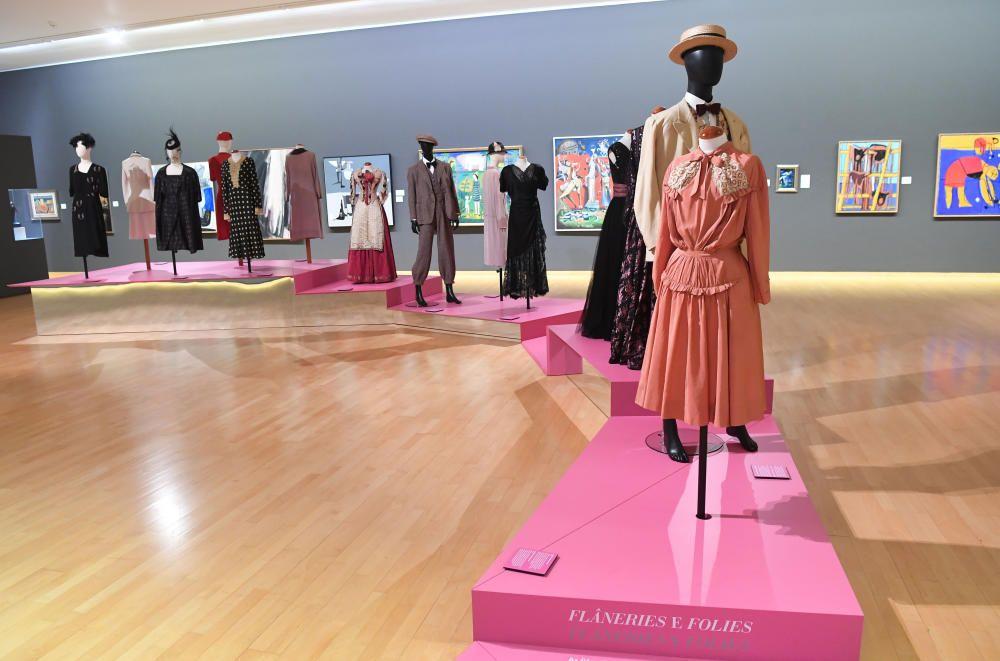 Moda para viajar al pasado de A Coruña