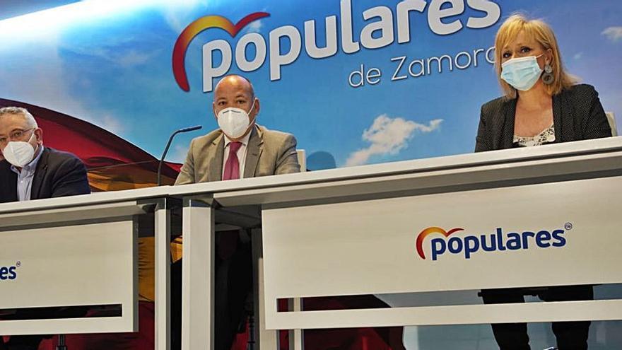 """El PP celebra """"el compromiso de Mañueco con Zamora"""" tras anunciar el Conservatorio"""