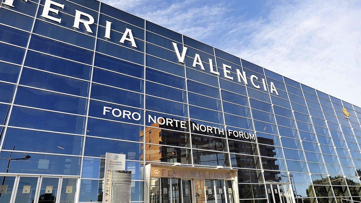 Instalaciones de Feria València en Benimàmet. | M. A. MONTESINOS