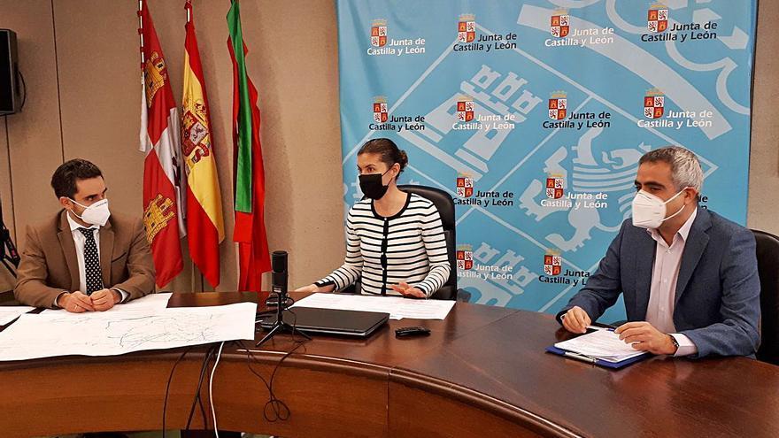 El Plan de Empleo Forestal de Zamora ha empleado a 208 personas desde 2016