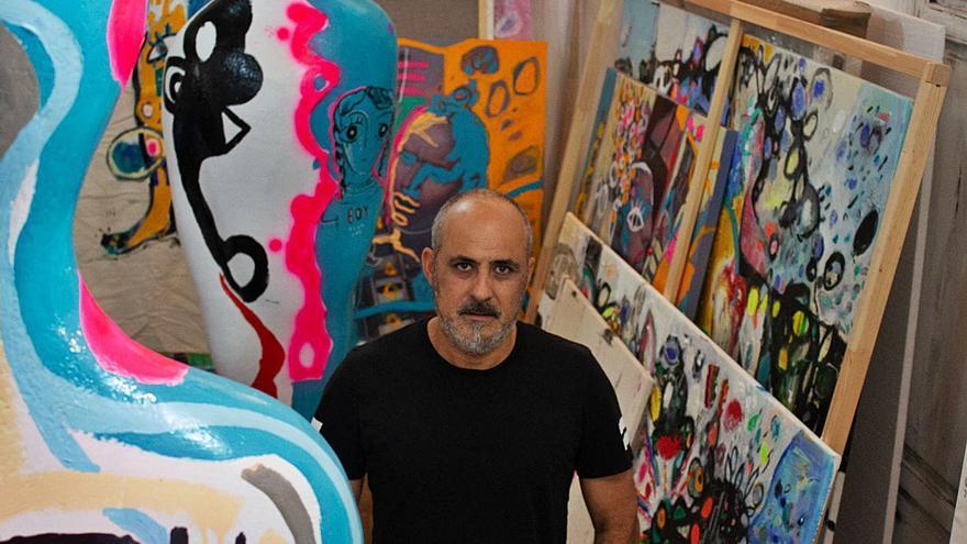 París acoge la obra de Xavi García