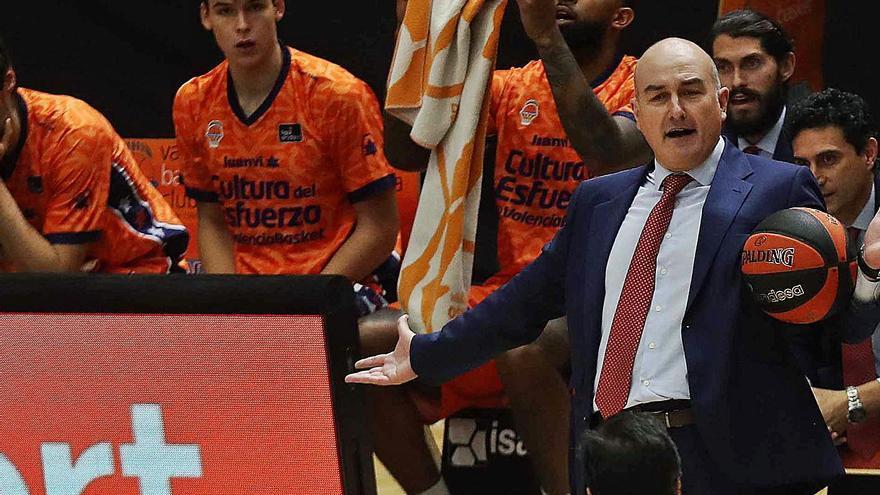 Más de lo mismo para el Valencia Basket en la ACB