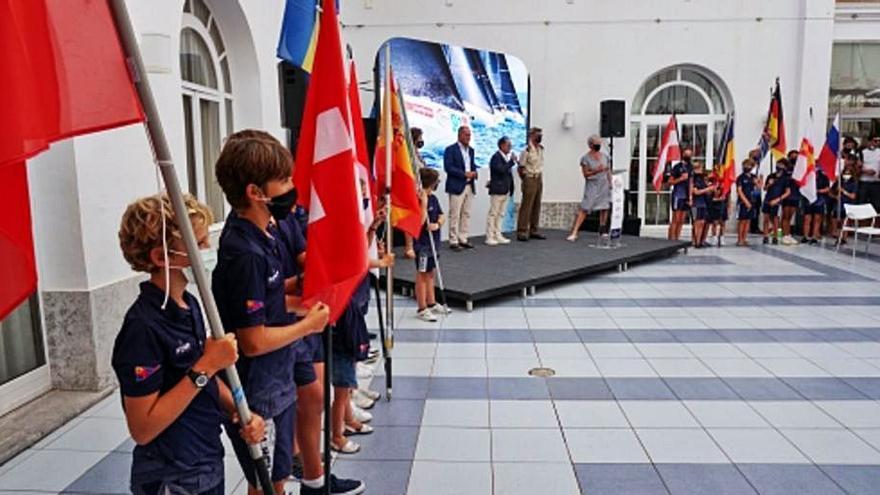 The Nations Trophy empieza hoy en Palma con 29 barcos de 13 países