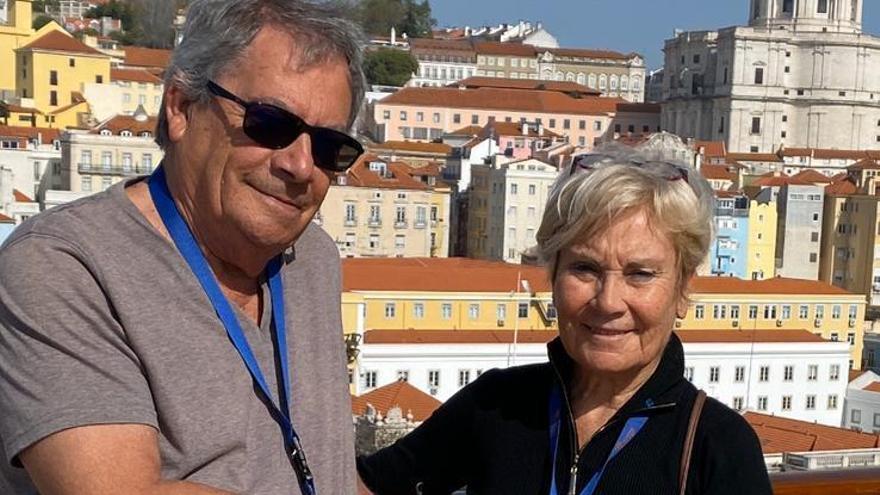 Atrapats en un creuer a Lisboa i a l'espera de ser repatriats