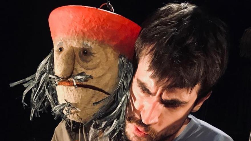 Sagunt a Escena estrena un «Hamlet» para marionetas
