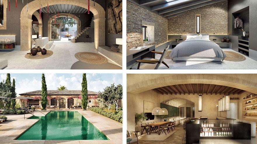 Mallorca hat zwei neue Boutique-Hotels, die aufgrund von Corona noch nicht öffnen
