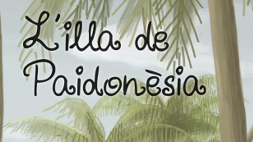 L'illa de Paidonèsia Club de lectura infantil