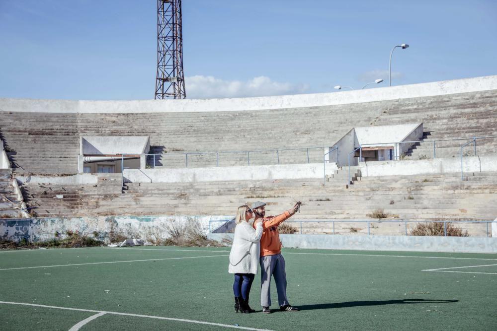 Arranca el nuevo Estadio Balear