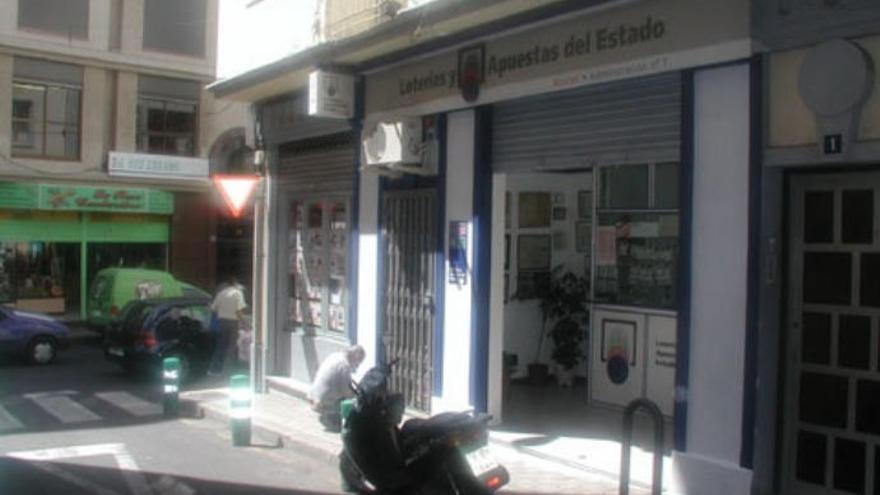 La Bonoloto cae en Canarias