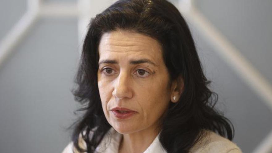Mazón repesca a Angélica Such  en la ejecutiva del PP de Alicante