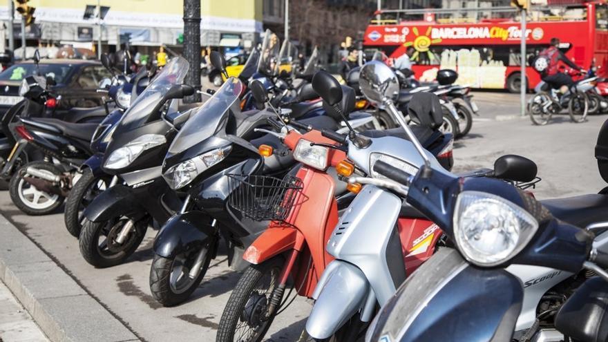 Las matriculaciones de motos se desploman un 18,5% en noviembre