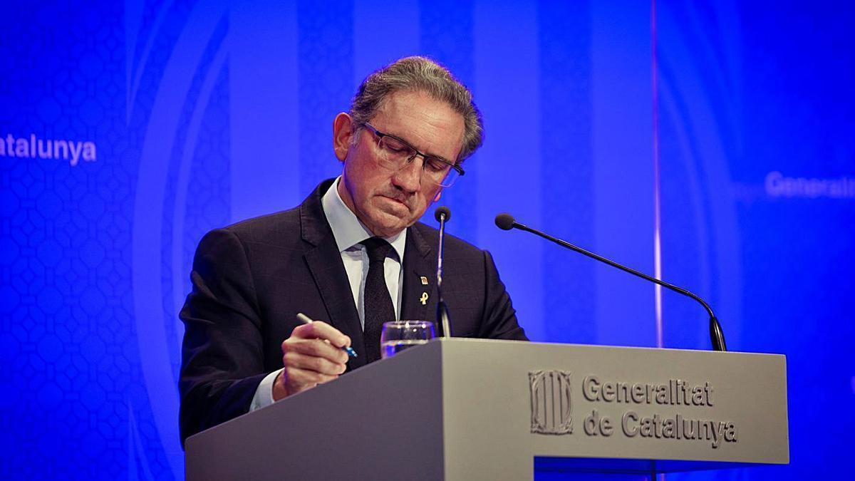 Giró va admetre que cap banc ha acceptat participar en l'operació