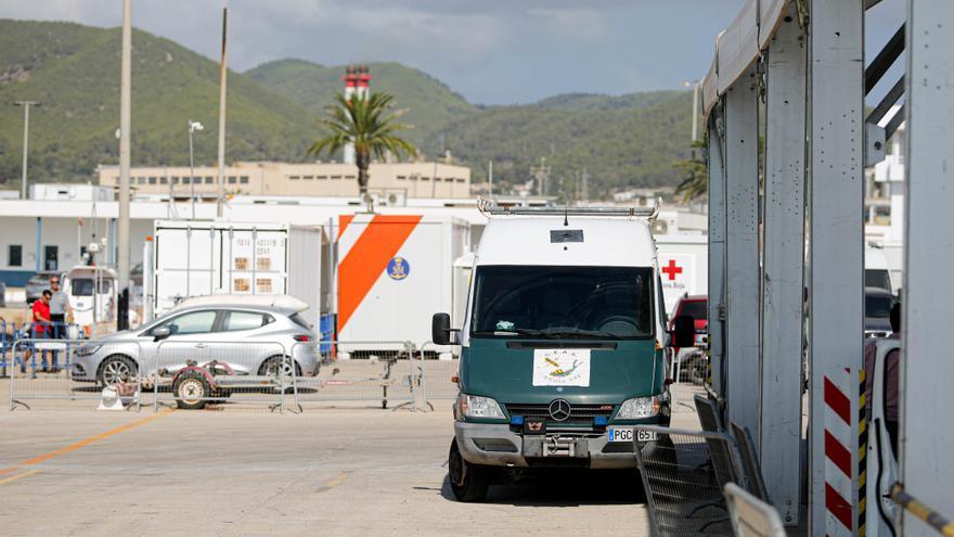 Una de las víctimas del accidente marítimo en Ibiza es un extrabajador de Baleària