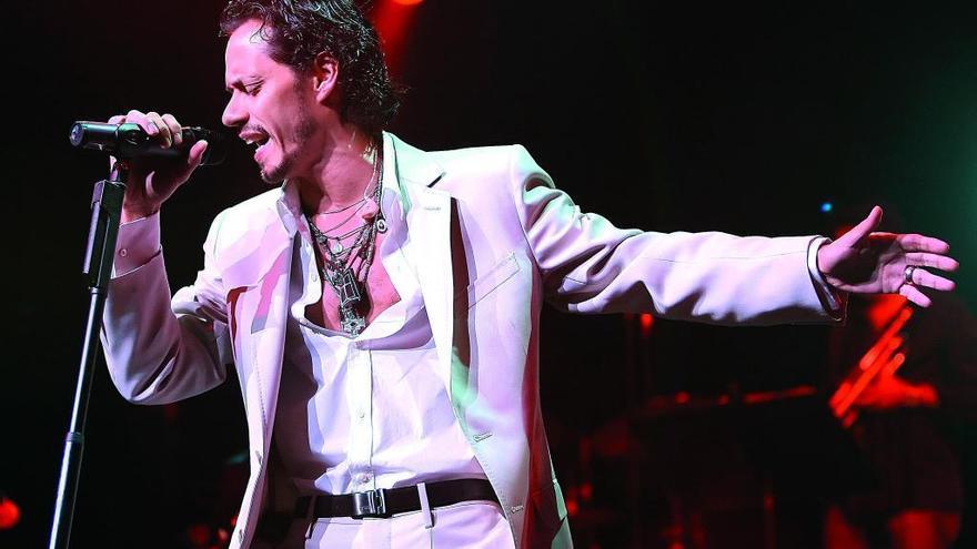 Marc Anthony dará un concierto en València dentro de su gira Opus Tour 2020