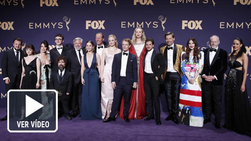'Juego de Tronos' triunfa pero no brilla en los Emmy de las sorpresas