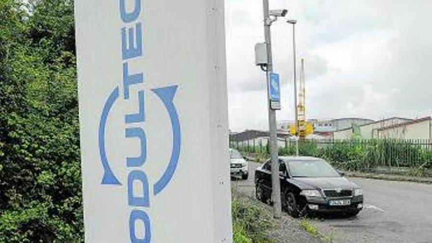 La administración concursal presenta un ERE para despedir a la plantilla de Modultec