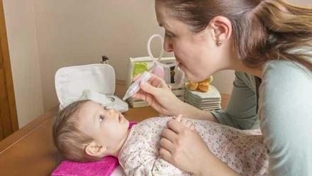 Cómo Actuar Cuando Un Bebé Tiene Mocos Levante Emv