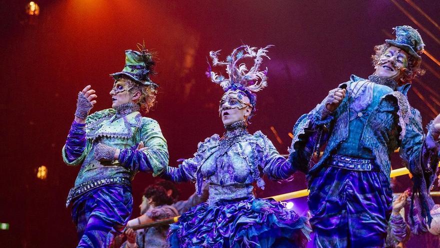 Cirque du Soleil estrena hoy gratis su espectáculo más icónico