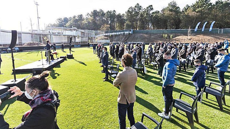 El Celta programa visitas guiadas de abonados a la nueva ciudad deportiva